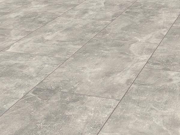 Designboden CHECK green 2434 Ameln Beton Fliese Standard